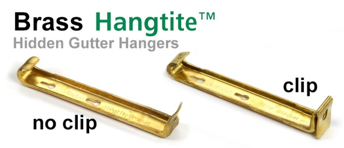 Roofing Products Hidden Gutter Hangers Raytec