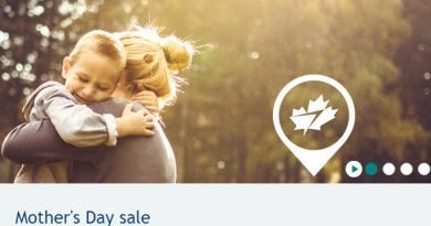 WestJet: Mother's Day Sale (Book by May 11)