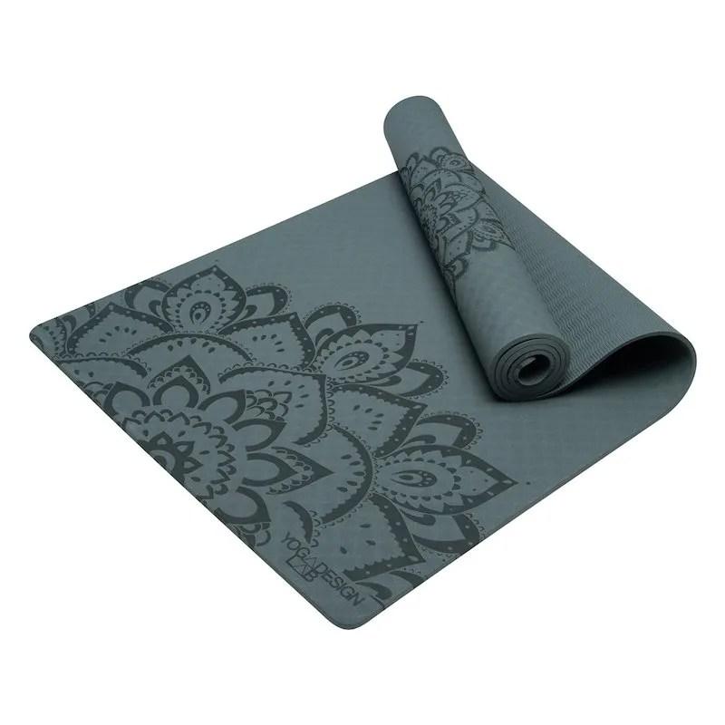【Yoga Design Lab】瑜珈墊推薦 Flow Mat TPE環保瑜珈墊