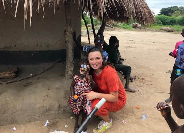 Quite the Trip: Guest Blog by Francesca Christensen