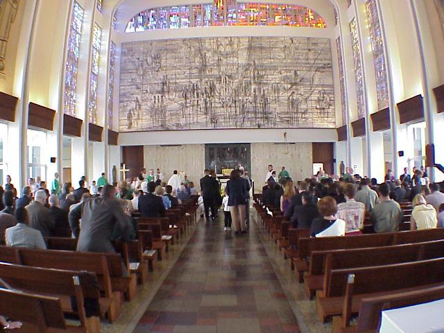 St. Raphael Chapel