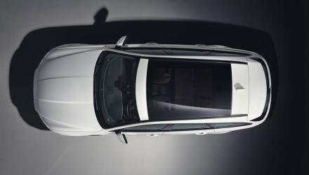 2017 Jaguar XF Sportbrake teaser