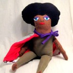 The Motown Superhero Doll