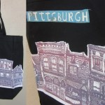 The Pittsburgh Tote Bag