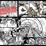 Borderland: Comics on Human Trafficking
