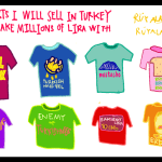 My Great Ideas: Turkish Tshirts to make millions with
