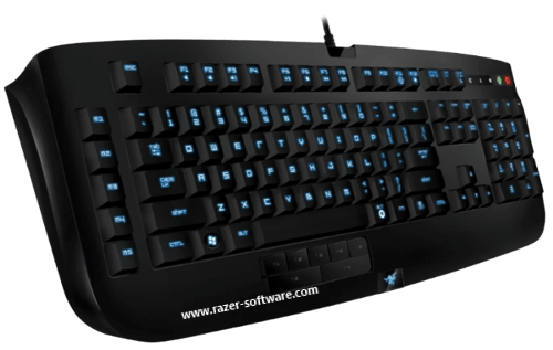 Razer Anansi Gaming Keyboard