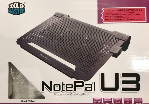 Cooler Master「NOTEPAL U3」