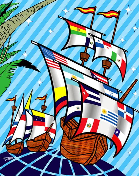 12 de octubre dia la Hispanidad