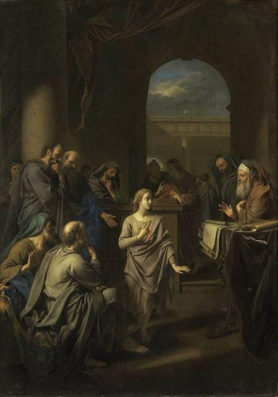 Jesús entre los doctores