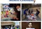 Amigos Misión Colombia fotografías