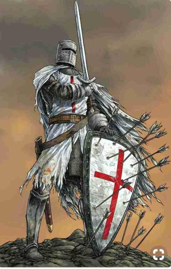 Caballero Cruzado