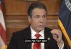 Gobernador de Nueva York 2 Dios no hizo eso