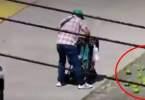 Vendedor ambulante multado
