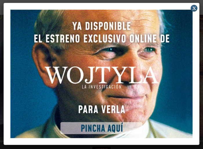 Wojtyla la película