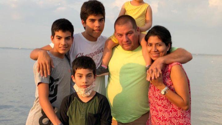 familia fisher ospina