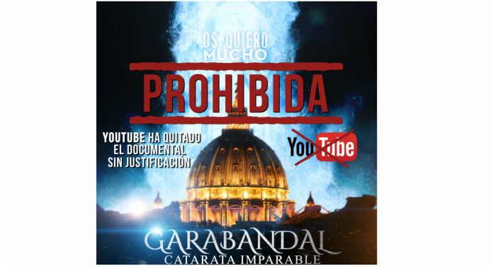 garabandal catarata imparable tambien para youtube