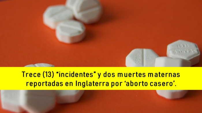 Aborto casero y muertes maternas 1