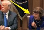 Democrat Senator Dianne Fenstein