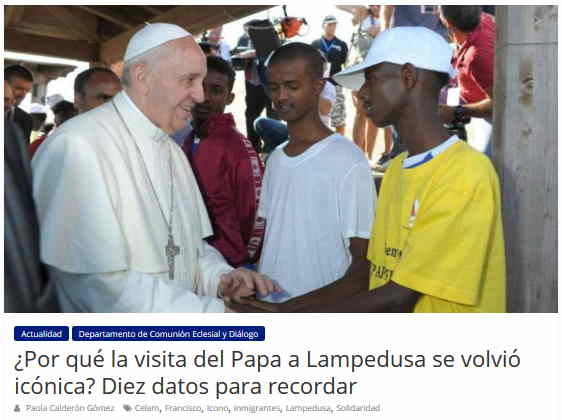 Francisco Lampedusa