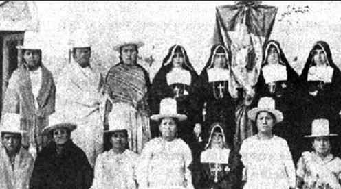 Primer sindicato de mujeres en Bolivia
