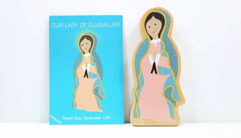 Saintly Heart guadalupe