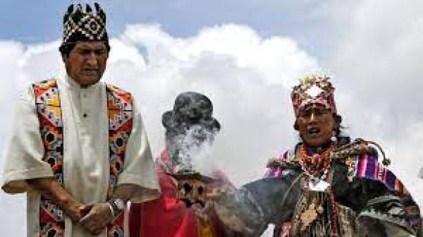 Evo Morales indigenismo