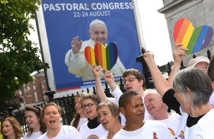 Martin Francis gay
