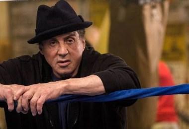 Clasica imagen de Rocky Balboa