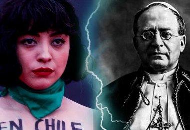 Feminismo vs. Iglesia Catolica