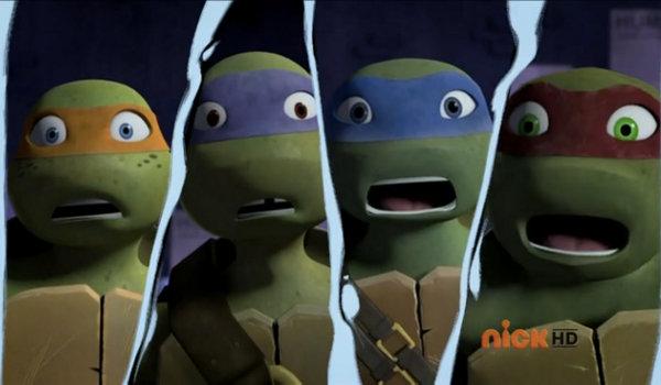 Teenage Mutant Ninja Turtles – - 30.5KB