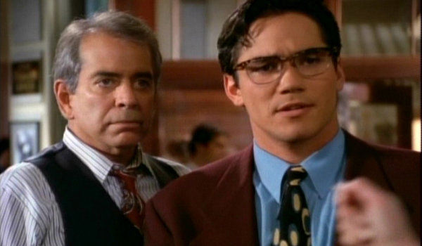 from Jamal when do lois and clark start dating in the new adventures of superman