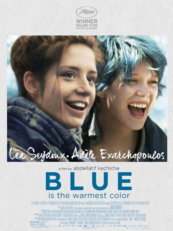 blue is the warmest colour film review