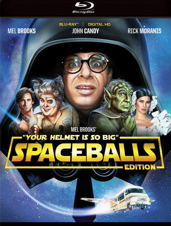 Spaceballs (Your Helme...