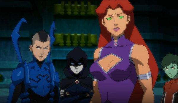 Justice League Vs Teen Titans-8554