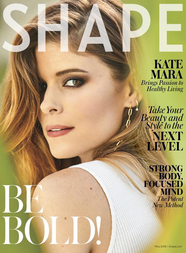 Kate Mara Shape May 2018