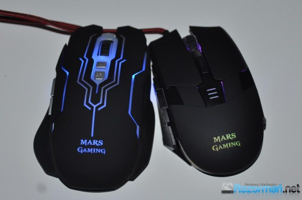 Review MARS GAMING MM116 y MM216 - MARS GAMING MM216 ...