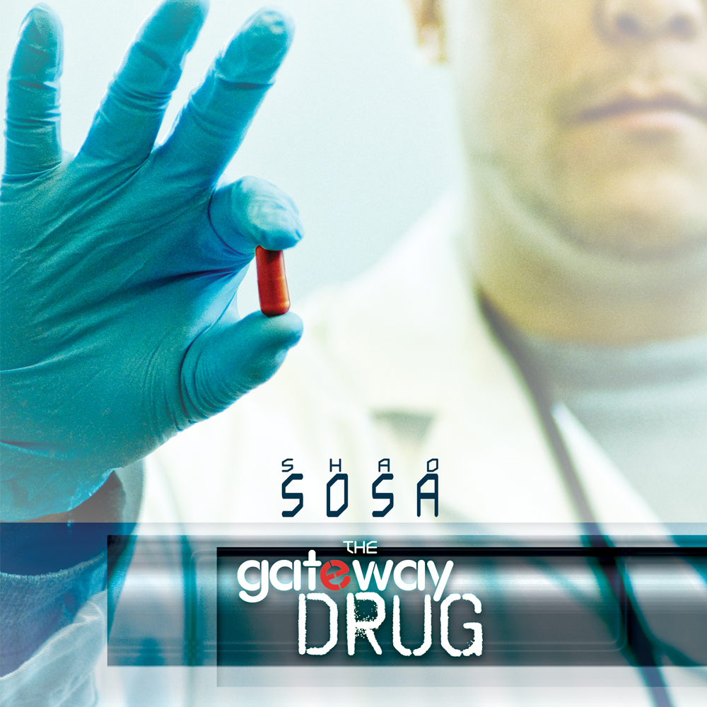 Cover to Gateway Drug album.