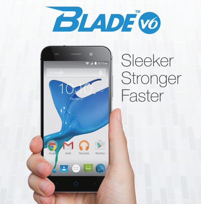 ZTE Blade V6