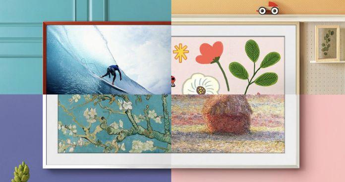 Samsung Frame TV 20201