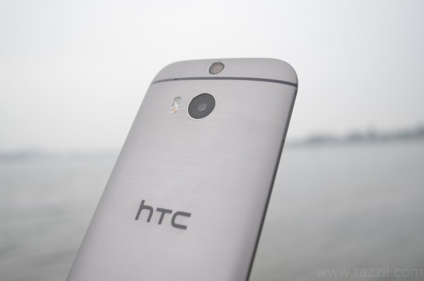 HTC One M8 Eye Review