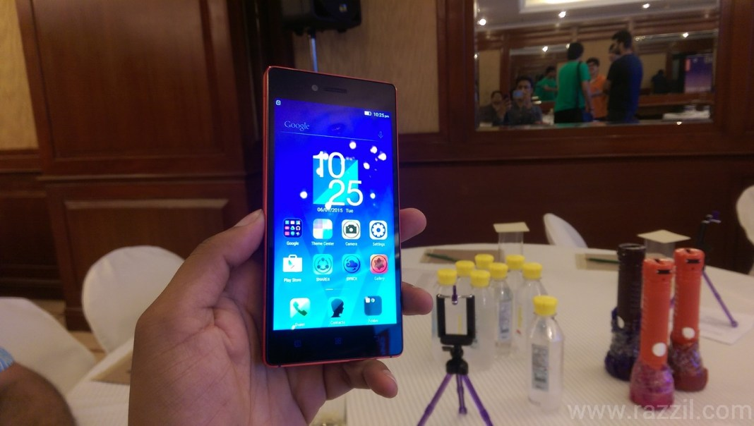 Lenovo Vibe Shot India Review