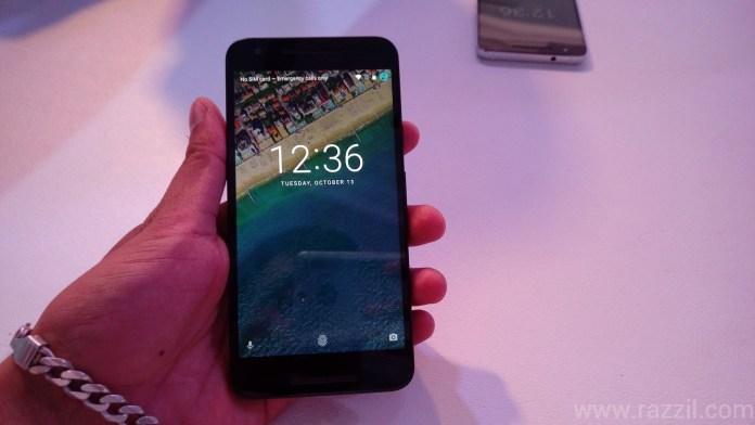 Google Nexus 5X india review