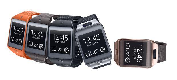 Samsung Gear 2 Neo and Gear 2