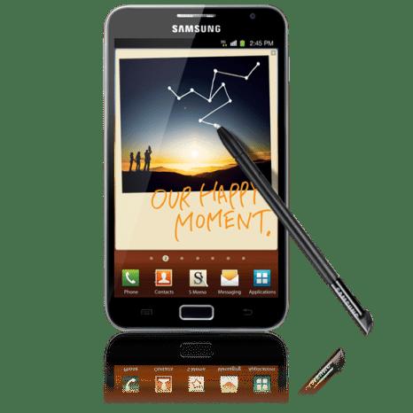 samsung galaxy notes