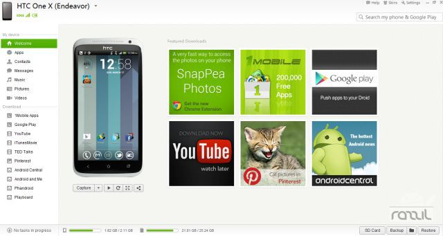 snappea for android
