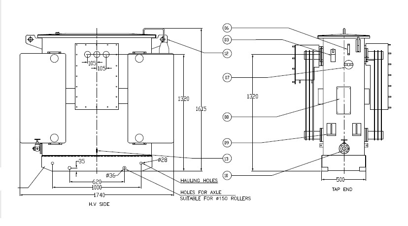 What does kVA mean? | Transformer Ratings | R Baker ... A Kva Transformer Wiring Diagram on