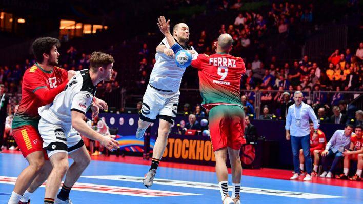 olympia qualifikation der handballer in