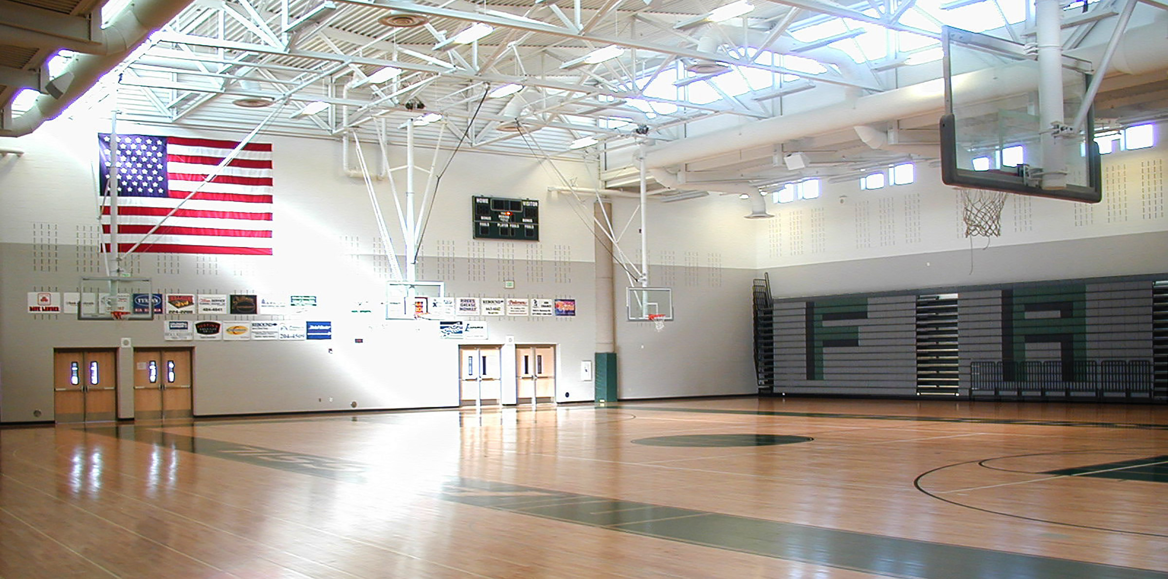 Athletic Facilities At Fossil Ridge High School RBB