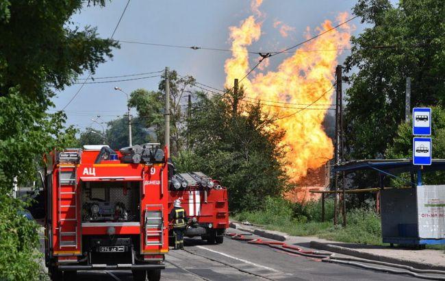 В окупованому Донецьку стався вибух на газопроводі